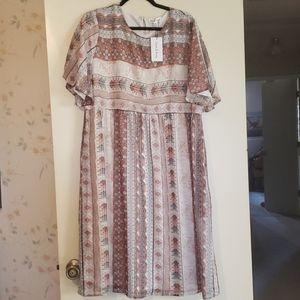 NWT Wren & Ivory Dress